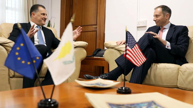 Cyprus Mail: Кипр подрывает доверие США, заигрывая с Россией