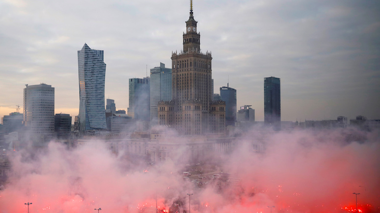 TVP Info: годовщина «освобождения Варшавы» — новые нападки Кремля на Польшу