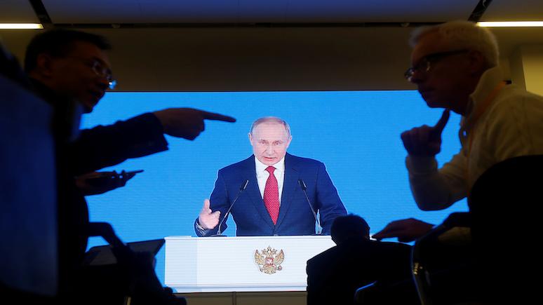 Independent: вопреки ожиданиям, в послании Федеральному собранию Путин сосредоточился на внутренней политике