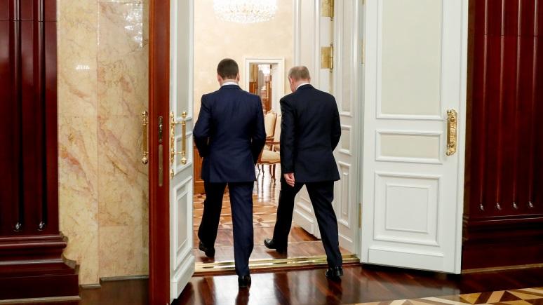 Süddeutsche Zeitung: Медведев вышел из тандема, не оправдав надежды либералов