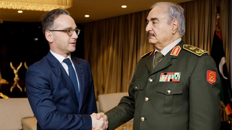 Die Welt: маленький успех, но ещё не прорыв — Хафтар пообещал Берлину соблюдать перемирие в Ливии