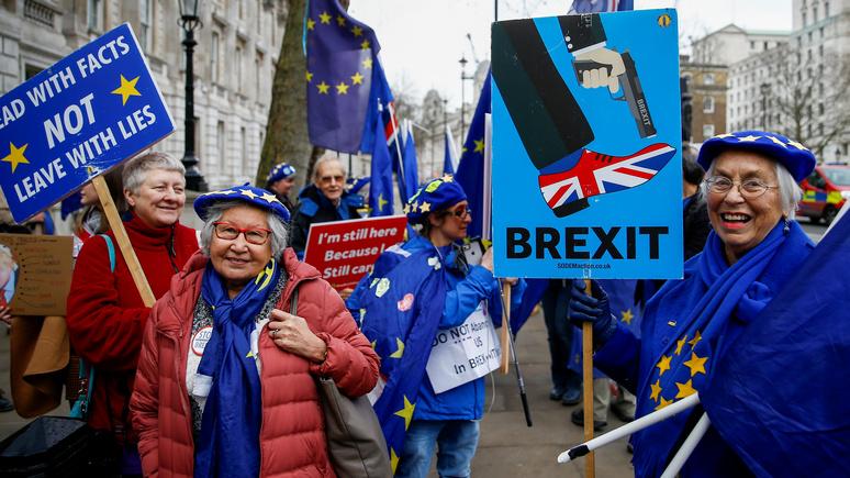 Bloomberg: несмотря на непростые отношения, Евросоюзу будет не хватать Британии