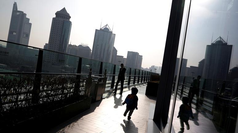 CNN: в Китае зафиксирован самый медленный экономический рост за последние 30 лет