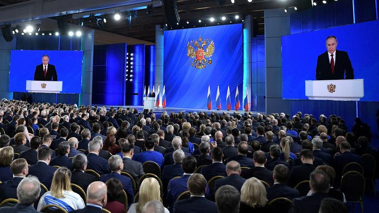 Advance: главная цель Путина — создать «глубинное государство»