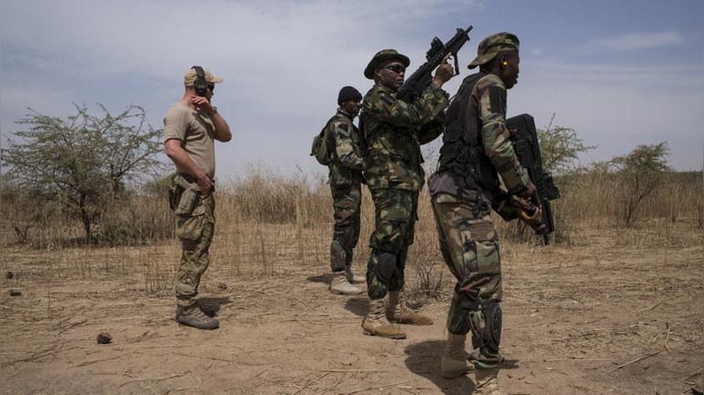ABC: «экономия сил» — Пентагон подумывает уменьшить присутствие в Африке из-за России и Китая