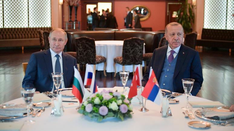 Le Figaro: без американцев Россия и Турция стали «главными жандармами» Ближнего Востока