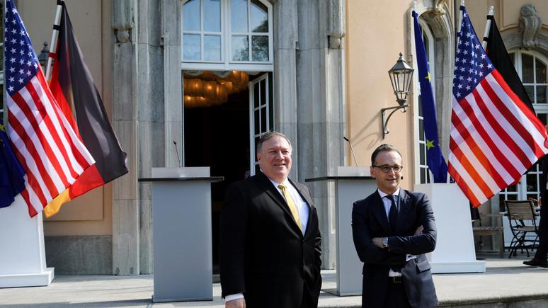 FAZ: Германия подтвердила, что США грозили Европе пошлинами из-за иранской ядерной сделки — ИноТВ