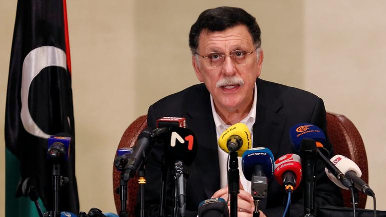 Die Welt: Саррадж призвал ввести в Ливию международные силы, если Хафтар не остановит наступление