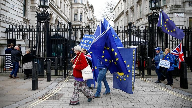 WSJ: брексит снизит геополитическую значимость Европы