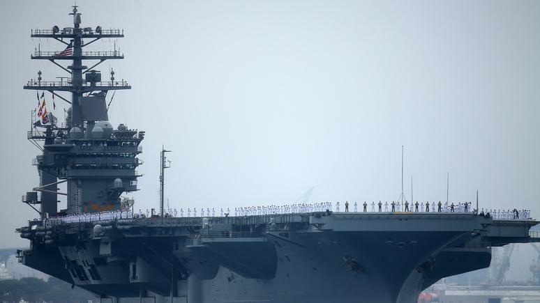 National Interest: «беспрецедентный скачок» — американские авианосцы вооружаются дронами