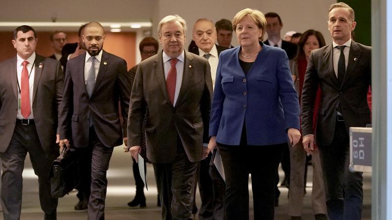 Der Spiegel: конференция по Ливии стала дипломатическим прорывом, но оставила неразрешённые вопросы