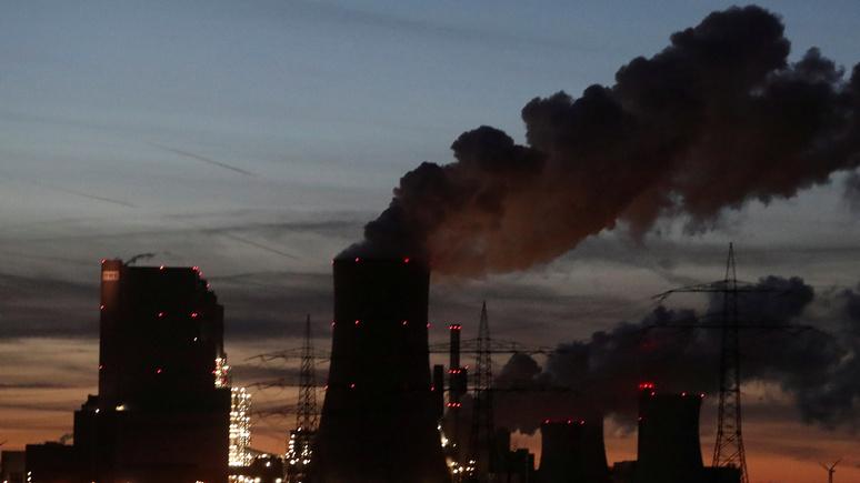 Der Spiegel: Германия активно выступает за экологию — но лишь 9 немецких компаний полностью соответствуют климатическим нормам