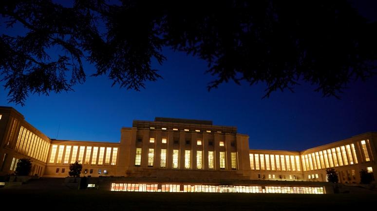 SRF: «Спящая Красавица» — конференцию ООН по разоружению никак не разбудить