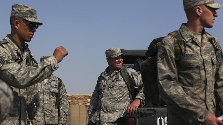 Telegraph: США и Британия намерены сократить военное присутствие в Ираке, чтобы снизить напряжённость в регионе