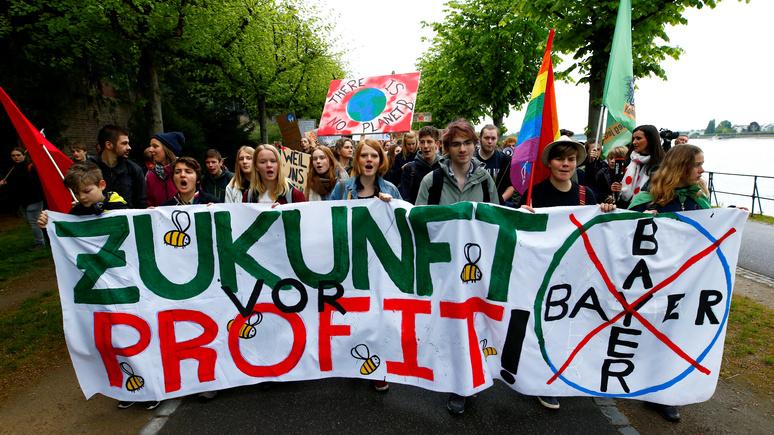 FAZ: немцы всё меньше верят в капитализм