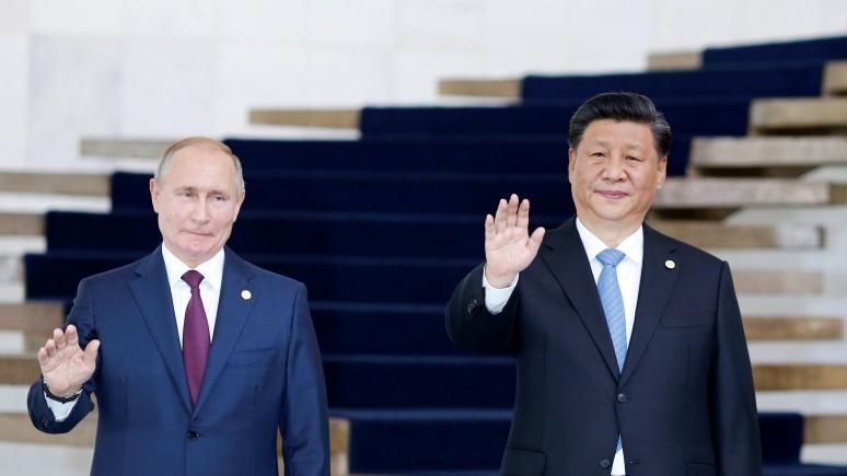 Times: американцы должны подтолкнуть Россию к Западу — иначе её поглотит Китай