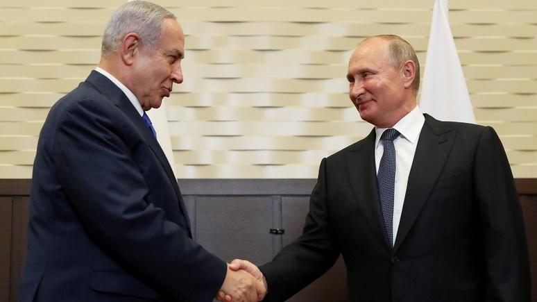 Le Monde: форум памяти жертв холокоста позволит Нетаньяху и Путину показать свою дружбу