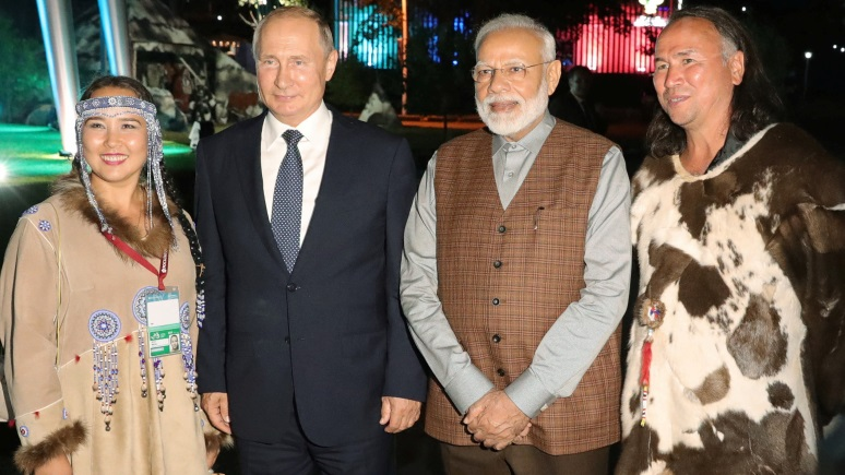 Diplomat: приглашая Индию в ЕАЭС, Россия надеется сдержать Китай