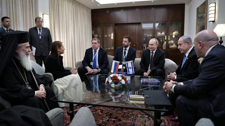FAZ: Польша не приглашает в Освенцим — Путин нашёл «новую сцену» в Израиле