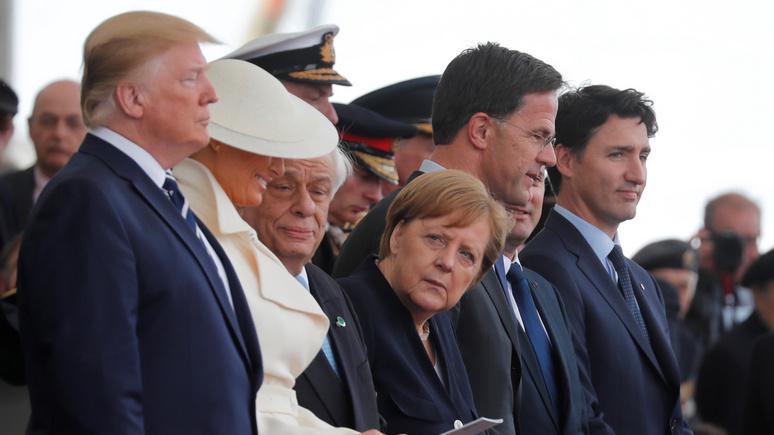 Foreign Policy: после торговой войны с Китаем Трамп нацелился на Европу