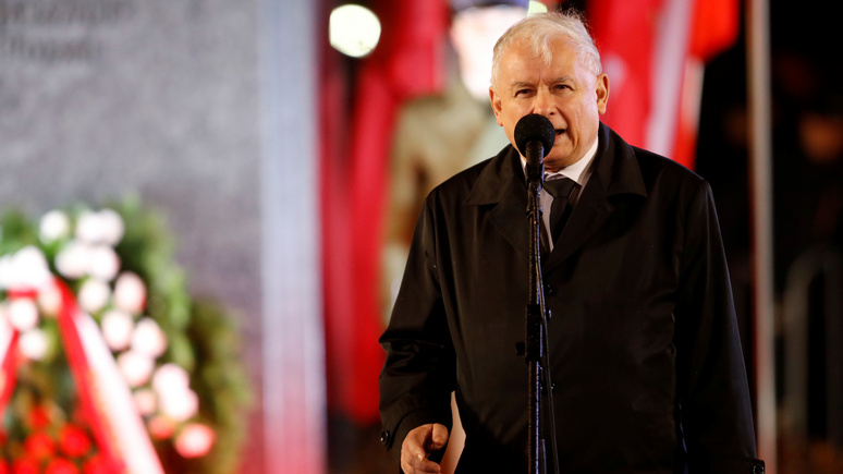 Bild: Качиньский потребовал от России репараций за Вторую мировую войну