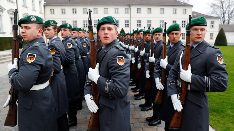 Die Welt: в бундесвере выявлено 550 подозреваемых в правом экстремизме
