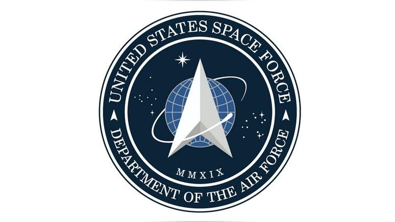 WP: новый логотип Космических сил США высмеяли за «плагиат» со «Звёздного пути»