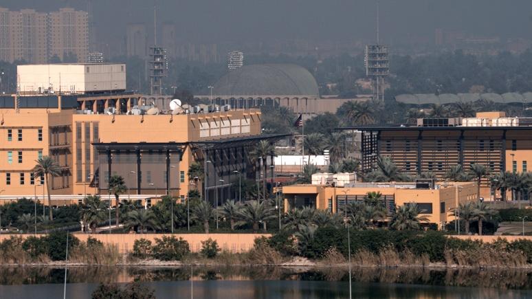 Fox News: иракские власти осудили ракетный удар по посольству США в Багдаде