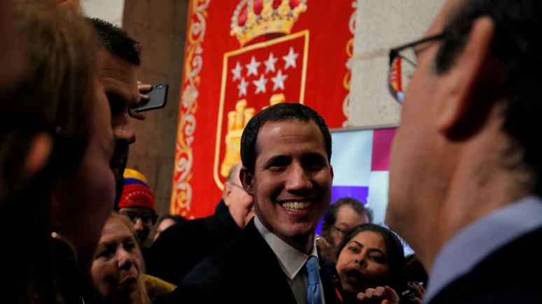 Le Figaro: вернулся ни с чем — Гуаидо не убедил европейцев ввести санкции против Мадуро