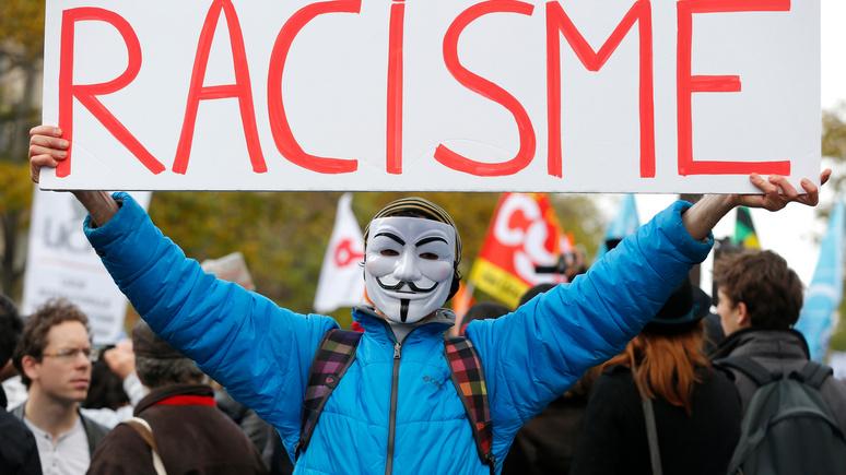 Le Figaro: в прошлом году во Франции зарегистрировали на 130% больше случаев расизма и ксенофобии
