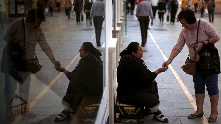 Guardian: ООН проверит Испанию на бедность