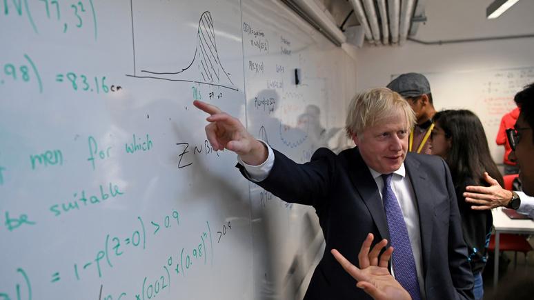 Guardian: после брексита Джонсон намерен заманивать таланты в Великобританию «быстрыми визами»