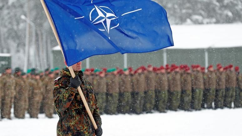 Немецкий депутат: настоящий агрессор — НАТО, а не Россия