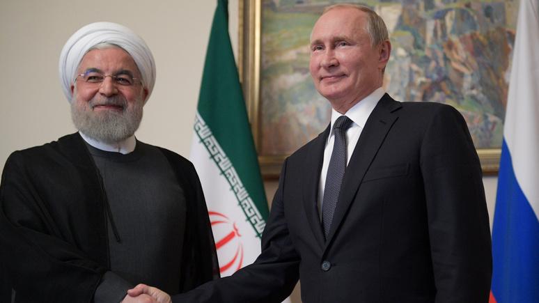 Times: Россия и Иран укрепляют сотрудничество вопреки американским санкциям