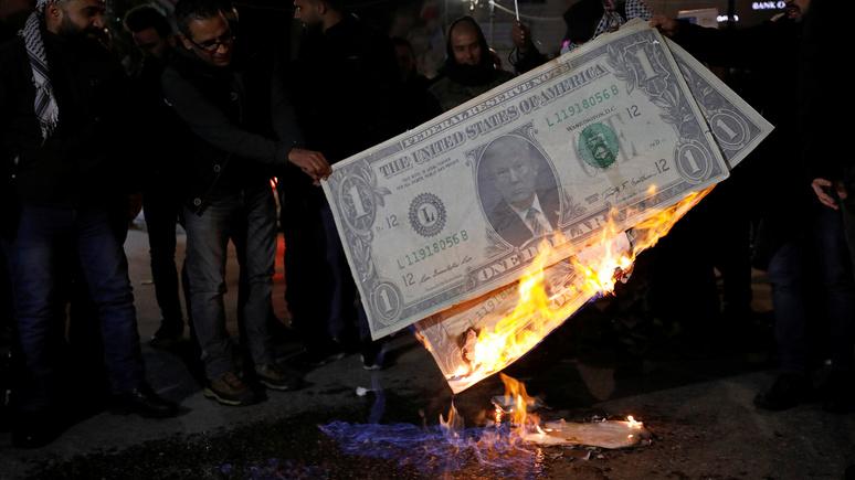 Wall Street Journal: «Иерусалим не продаётся» — Палестина отвергла «сделку века»