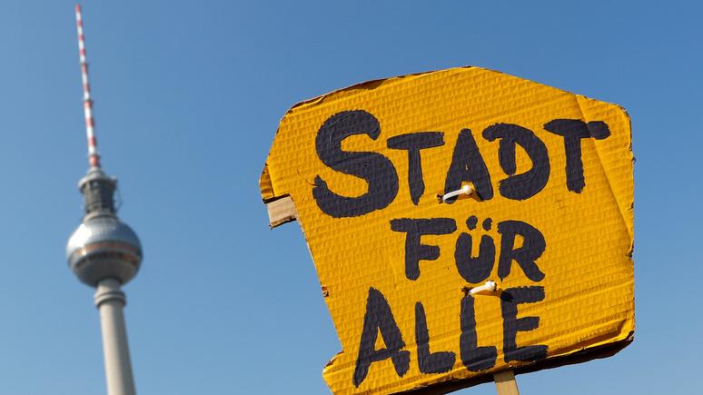 N-TV: 40% немцев не хотят сдавать жильё приезжим