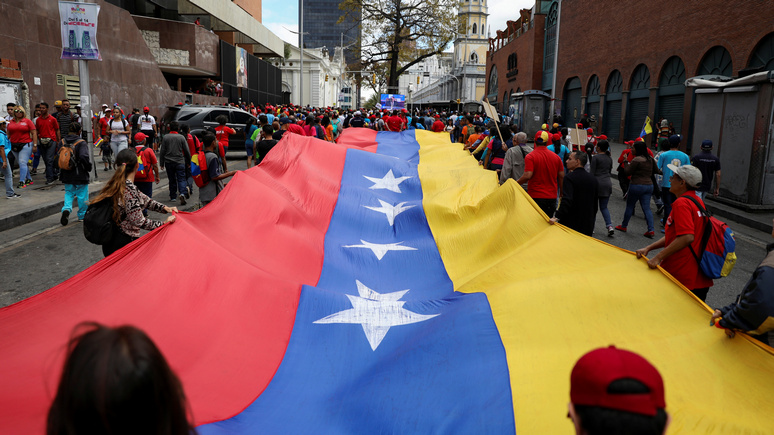 WSJ: «смена курса» — Венесуэла делает ставку на свободный рынок, чтобы снизить давление Вашингтона