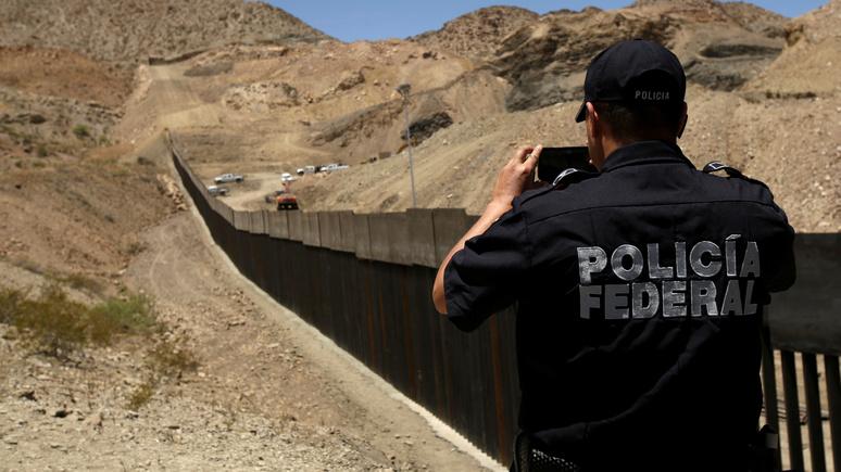 Guardian: на границе США и Мексики обнаружили самый длинный туннель контрабандистов
