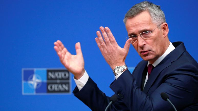 Обозреватель Neue Zürcher Zeitung: НАТО недееспособно, но говорить об этом вслух непозволительно