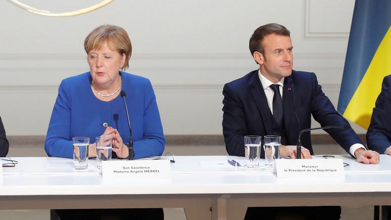 Le Figaro: в Париже не оценили немецкое предложение о сотрудничестве в сфере ядерной обороны