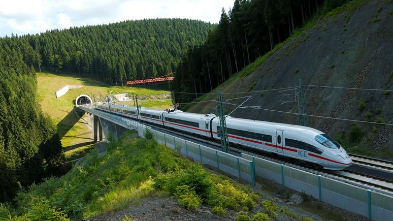 Die Welt: подержанные австрийские поезда придут на помощь немецким железным дорогам