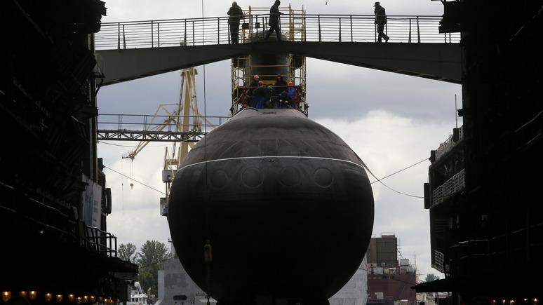 Forbes: у русских атомные подводные дроны появятся быстрее, чем у Запада
