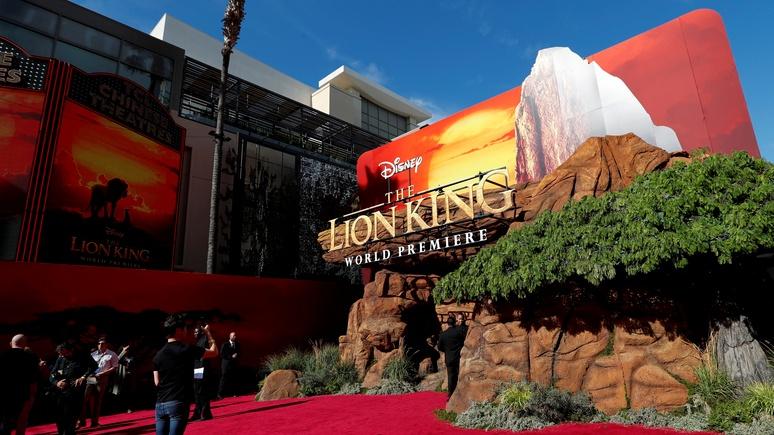 IBT: Disney требует от школы $250 за показ «Короля Льва» на благотворительной вечеринке