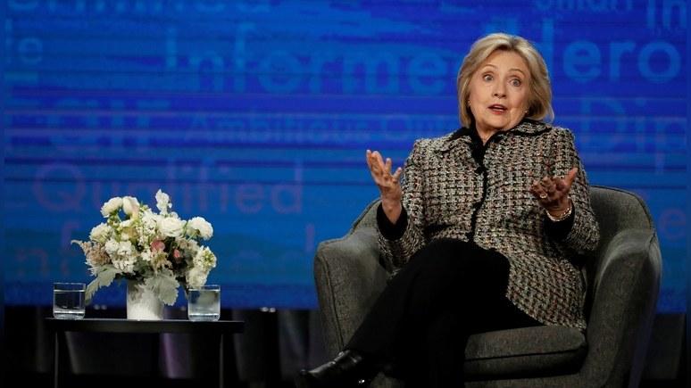 Independent: никогда не говори «никогда» — Клинтон призналась, что не против стать вице-президентом