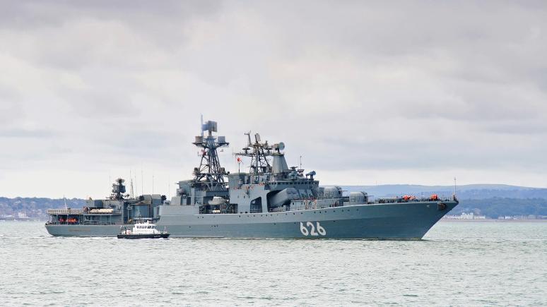 NRK: российские морские учения участились, но норвежцам не стоит беспокоиться