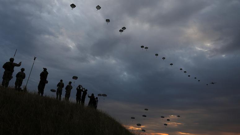 WT: 20 тысяч солдат — США готовятся к самым масштабным учениям в Европе за 25 лет