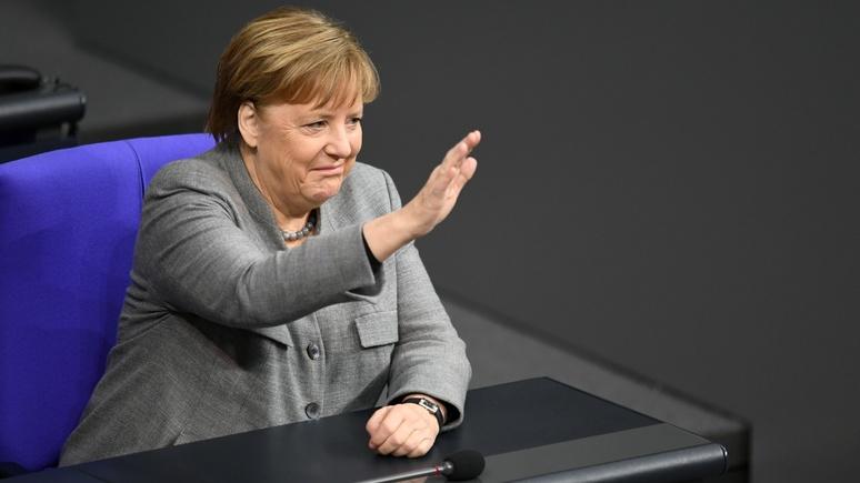 Обозреватель Tagespiegel: шаг вправо, шаг влево от Меркель — уже нацист