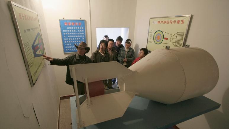 Hill: путь к переговорам с Китаем о ядерном оружии лежит через Россию и продление СНВ-III