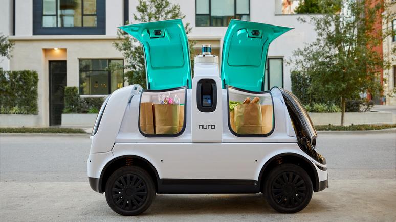 Times: власти США разрешили роботам-беспилотникам доставлять товары