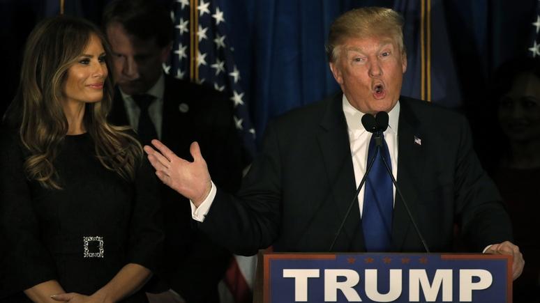 CNN: президент США вновь запутался в американской географии